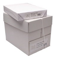 Less than 80gsm White/Colour Whitebox Paper A3 White 500 Sheets